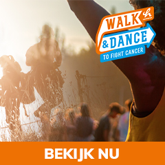Walk cancer dance