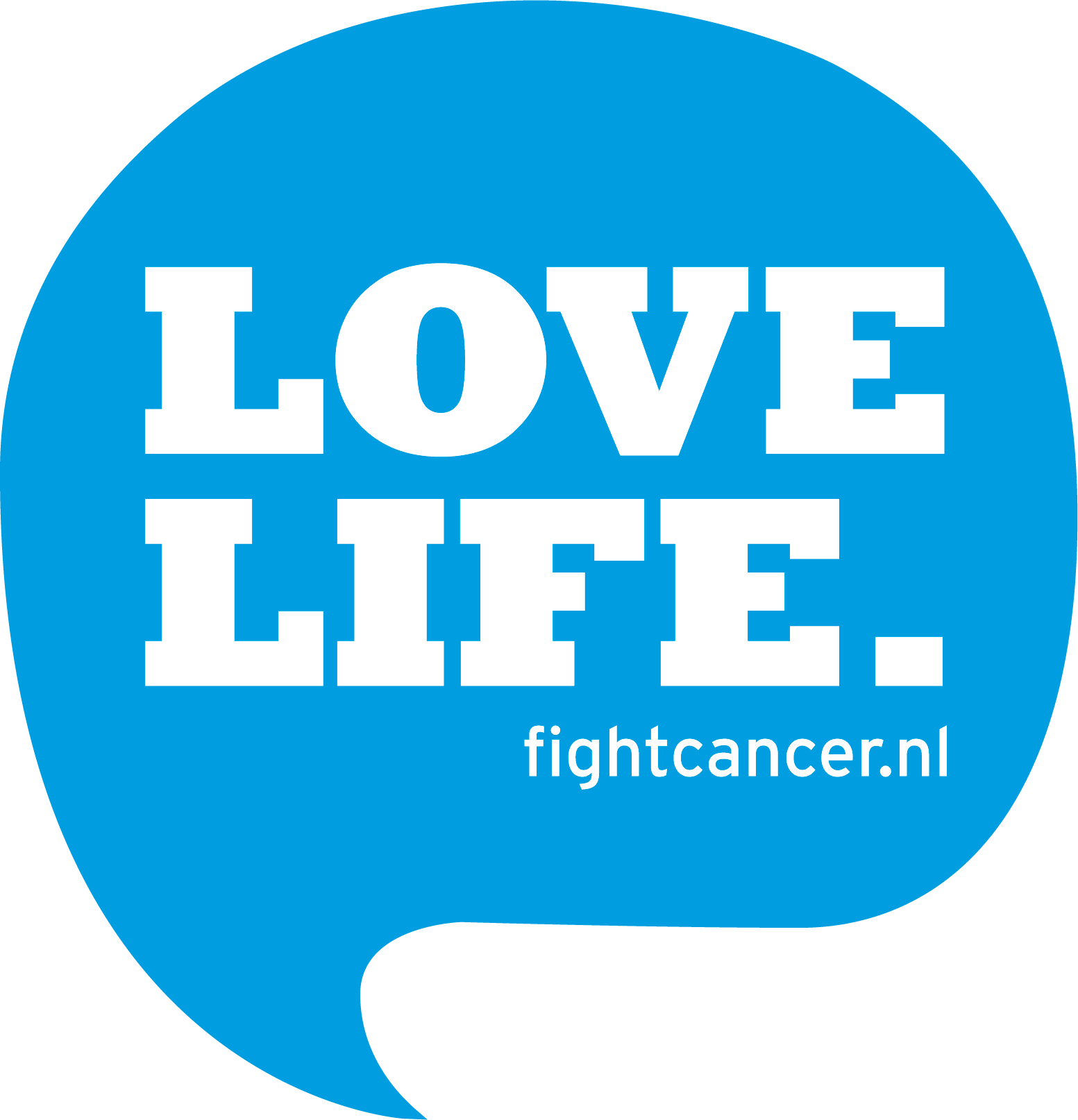 Love life. Fight cancer.