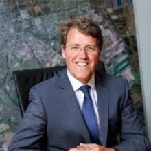 Erik van Oosterhout - Burgemeester Emmen