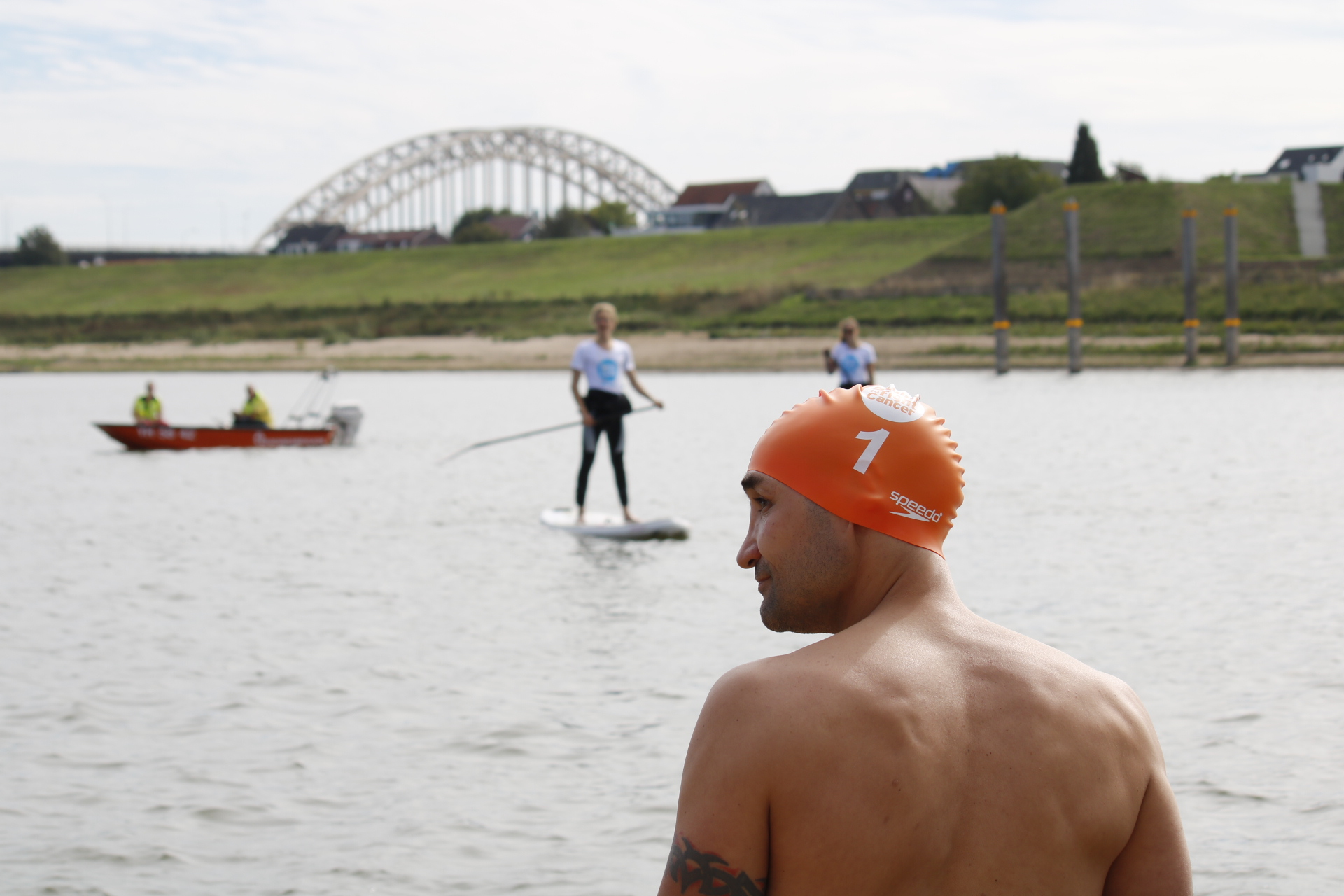 Swim to Fight Cancer | Nijmegen