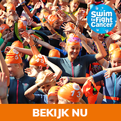 Swim cancer zwemmen