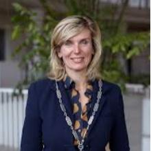 Joyce Langenacker - Burgemeester Ouder - Amstel
